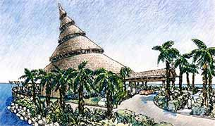 Al Nawrus Resort sketch
